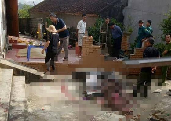 Hòa Bình: Kinh hoàng con trai giết mẹ đẻ rồi vứt xuống giếng ảnh 1