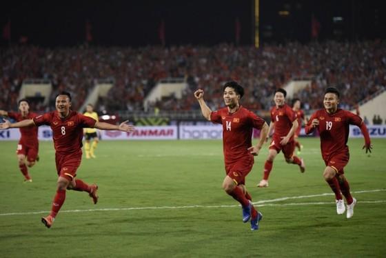 Khoảnh khắc chiến thắng trong trận Việt Nam – Malaysia ảnh 4