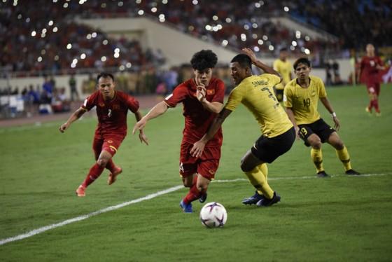 Khoảnh khắc chiến thắng trong trận Việt Nam – Malaysia ảnh 3