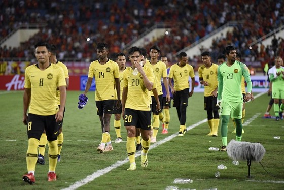 Khoảnh khắc chiến thắng trong trận Việt Nam – Malaysia ảnh 13