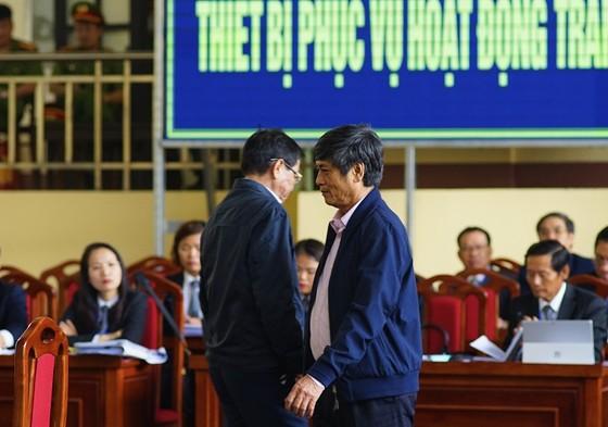 Đối chất lời khai của cựu tướng Nguyễn Thanh Hóa tại tòa ảnh 1