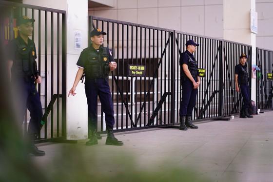Lượt về bán kết AFF Cup: An ninh thắt chặt mọi ngả đường về sân Mỹ Đình ảnh 13