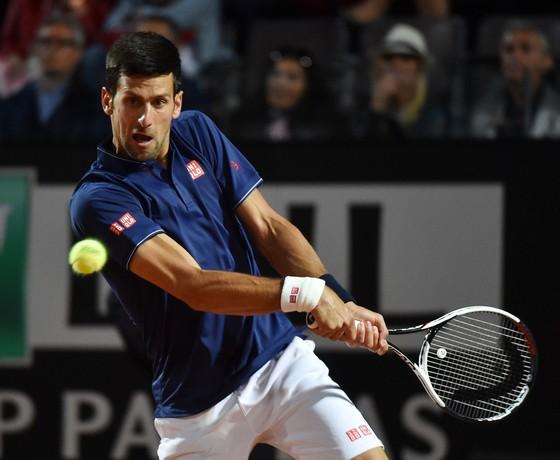 Hủy diệt Del Potro và Thiem, Djokovic vào chung kết ở Rome ảnh 1