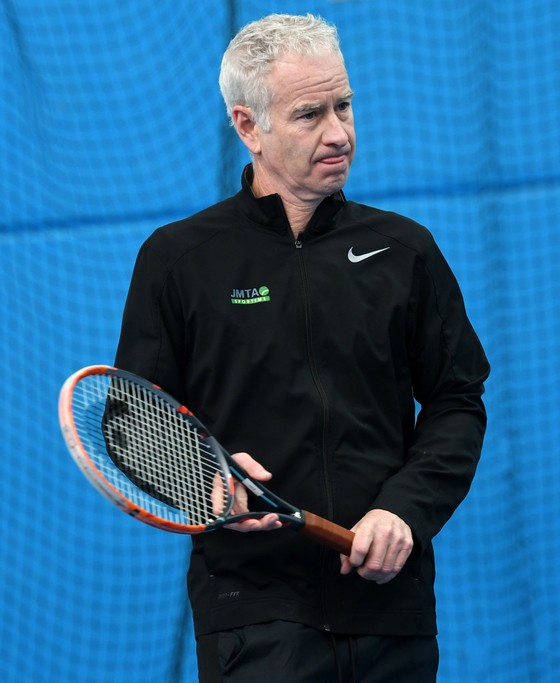 Giudicelli chỉ trích các tay vợt Pháp nặng nề ảnh 2