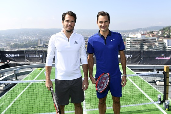 Tối nay, Federer tái xuất ảnh 1