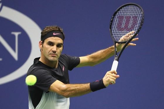 US Open 2017: Thẳng tiến tứ kết, Federer tái ngộ Del Potro ảnh 1