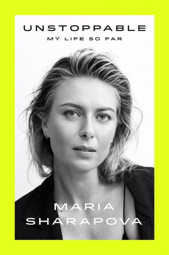 Cuốn tự truyện của Maria Sharapova có nhiều tình tiết gây sốt và gây sốcsốc