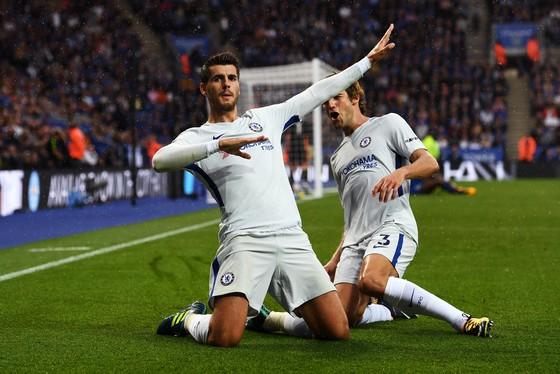 Alvaro Morata muốn đăng quang Champions League cùng với Chelsea