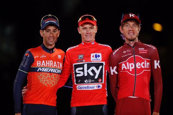Vuelta a Espana 2017: Froome đi vào lịch sử ảnh 4