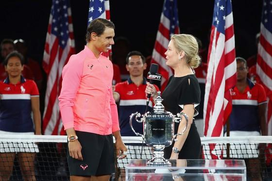 Nadal giành Grand Slam thứ 16 ảnh 3