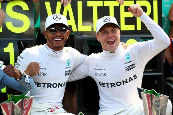 Đua xe F1: Bottas sẽ ở lại với Mercedes thêm 1 năm nữa ảnh 2