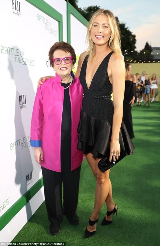 Sharapova khoe chân dài miên man ảnh 3