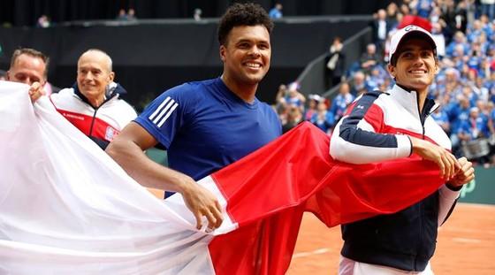 Bỉ, Pháp vào chung kết ảnh 4