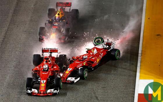 Hamilton thừa nhận thắng may mắn ảnh 1