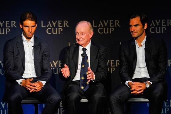 Laver Cup 2017: Federer và Nadal – bộ đôi... 200 triệu USD ảnh 1
