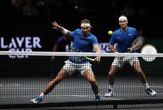 Federer, Nadal sát cánh, tuyển châu Âu dẫn 9-3 ảnh 3