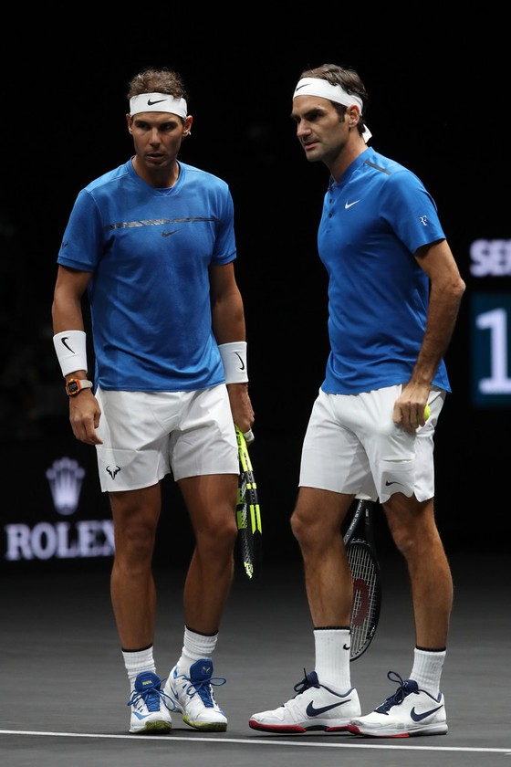 Federer, Nadal sát cánh, tuyển châu Âu dẫn 9-3 ảnh 2
