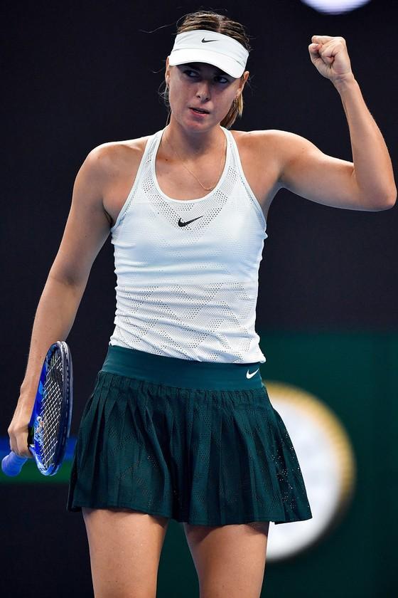 Sharapova báo thù Sevastova ảnh 3