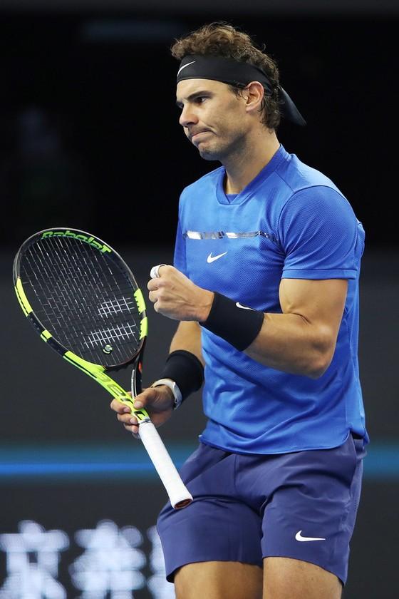 ATP China Open 2017: Cứu 2 match-point, Nadal vào vòng 2 ảnh 2