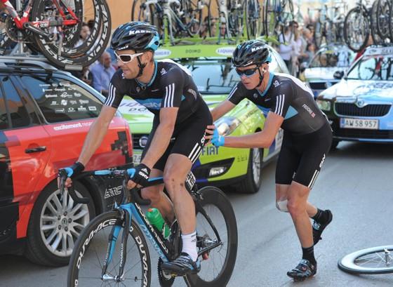 """Mauro Vegni: """"Froome hãy đến Giro và làm nên lịch sử"""" ảnh 1"""