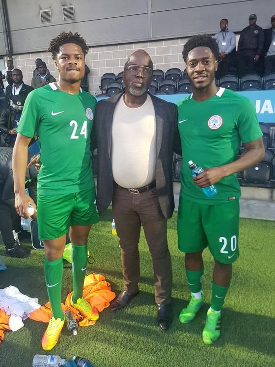 Ola Aina - Tương lai của Nigeria, tương lai của Chelsea ảnh 2