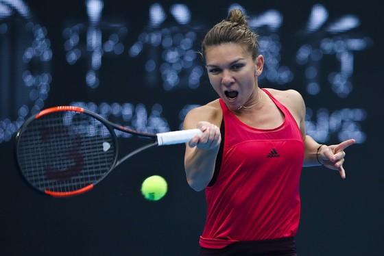 """Halep thua ở chung kết China Open trong tư cách """"Nữ hoàng WTA"""""""