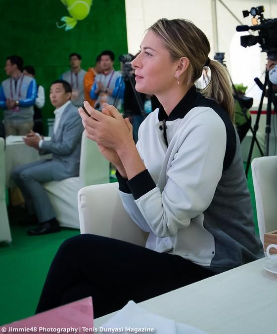 """Quay lại tốp 100, Sharapova may mắn """"né"""" Garcia ảnh 2"""