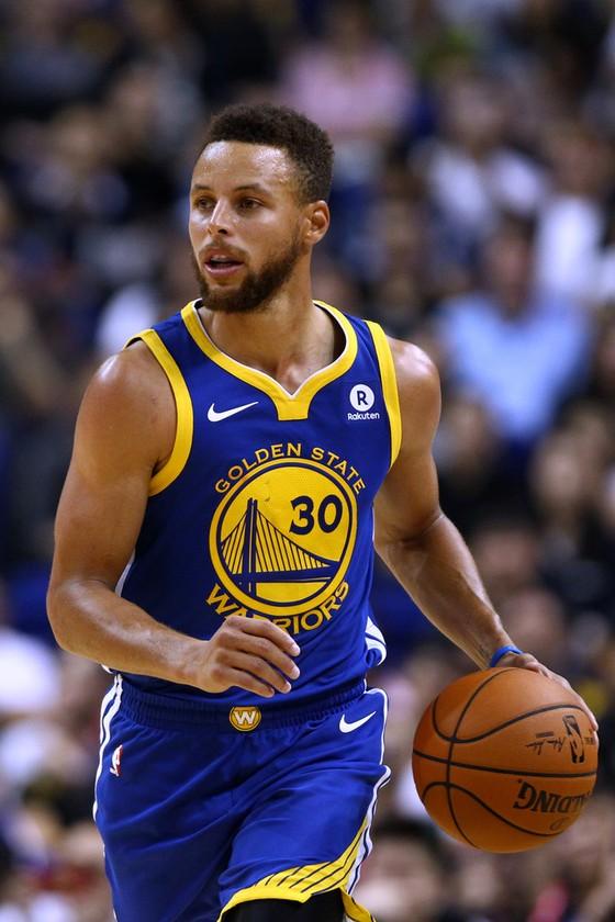 Bóng rổ NBA: Curry ghi 40 điểm,Warrriors hạ Timberwolves 142-110 ảnh 1