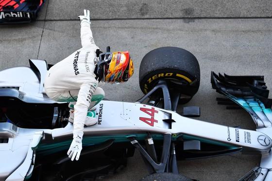 Đua xe F1: Kịch bản để Hamilton lên ngôi ở US Grand Prix ảnh 1
