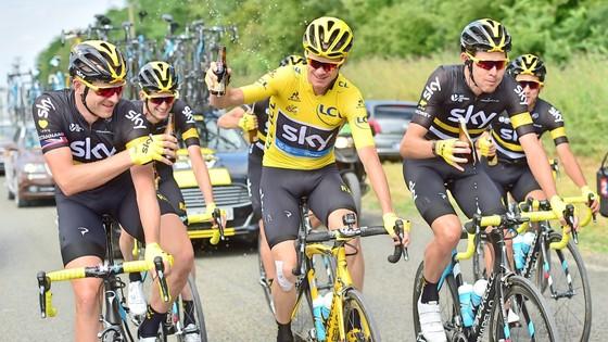 Tour de France 2018: Froome có thể đối mặt với Dumoulin ảnh 1