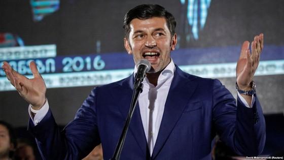Kakha Kaladze trở thành Thị trưởng của Tbilisi