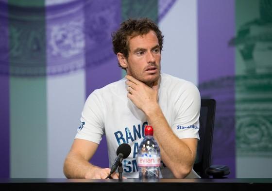 Andy Murray sẽ văng khỏi tốp 10 vào thứ Hai tuần sau