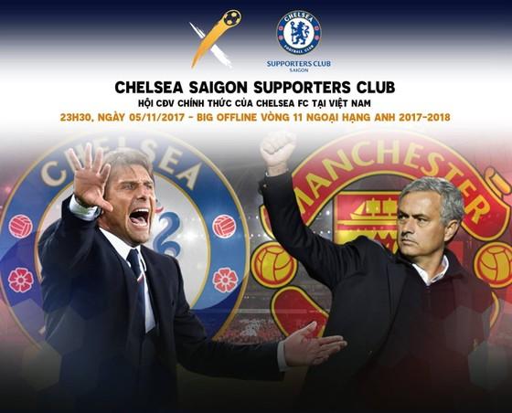 Được Chelsea công nhận, Hội CĐV Chelsea tại Sài Gòn tổ chức Big Offline ảnh 1