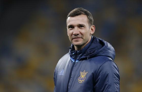 Shevchenko sẽ làm HLV trưởng tuyển Ucraina thêm 2 năm nữa