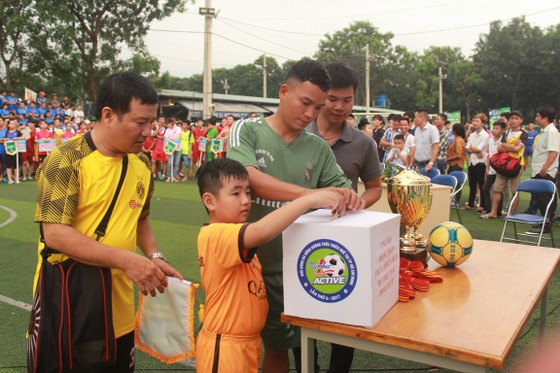 Dàn cầu thủ chung tay ủng hộ đồng bào lũ lụt tại quê nhà ảnh 1