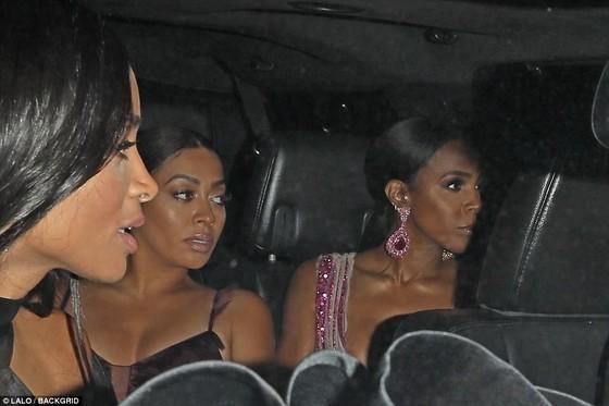 Dàn sao lộng lẫy tham dự tiệc cưới triệu USD của Serena ảnh 2