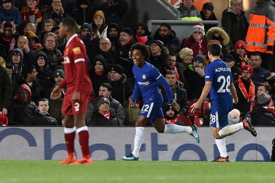 Willian - cánh chim không mỏi ở Chelsea