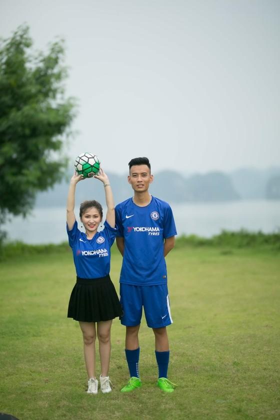 Fan cuồng Chelsea Quảng Ninh kết duyên cùng Fan nhiệt Chelsea Thái Nguyên ảnh 3