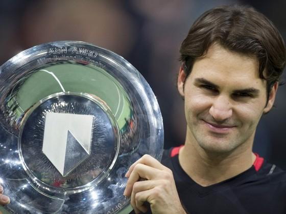 """Tham gia Rotterdam vào tuần sau, Federer sẵn sàng cướp lại ngôi """"Nhà vua"""" ảnh 1"""