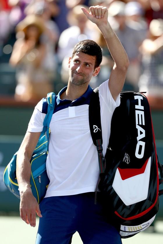 "Indian Wells 2018: ""Tiểu tướng"" 16 tuổi loại Kvitova, Djokovic thua tay vợt Nhật Bản ảnh 2"