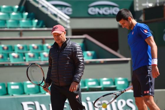 Djokovic quay lại với Vajda