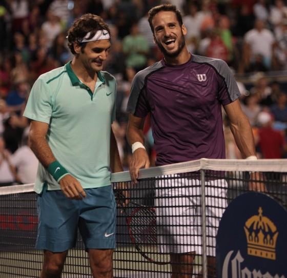 Mùa giải sân đất nện: Lopez muốn Federer tôn trọng giải Tour, Kyrgios sợ bẩn ảnh 1