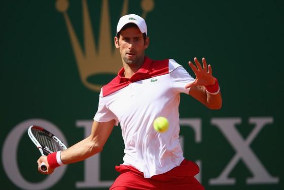 """Monte Carlo Masters 2018: """"Chiến binh Nga"""" ngập tràn, Djokovic hủy diệt Lajovic ảnh 3"""