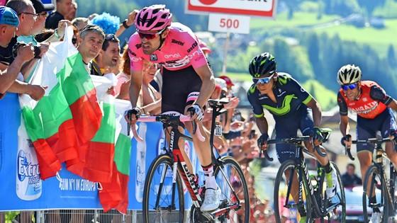 """Giro d'Italia 2018: """"Đội cận vệ"""" của """"Đại tướng"""" Dumoulin ảnh 1"""