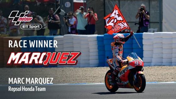 """Đua xe mô tô: Dovizioso """"tự xử"""", Marquez thắng chặng thứ 3 liên tiếp ảnh 3"""
