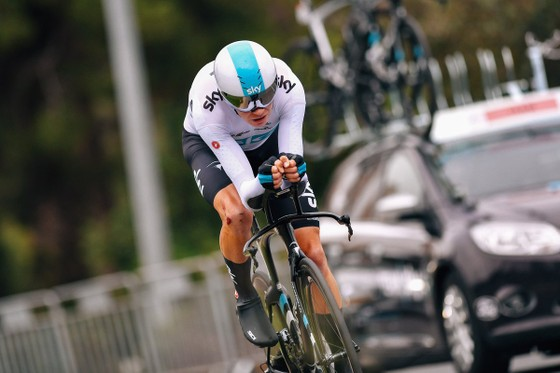 Giro d'Italia 2018: Dennis thắng chặng cá nhân tính giờ, Dumoulin thu ngắn khoảng cách ảnh 3