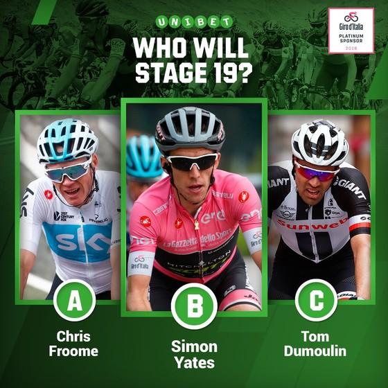 Giro d'Italia 2018: 28 giây – cách biệt mong manh ảnh 3
