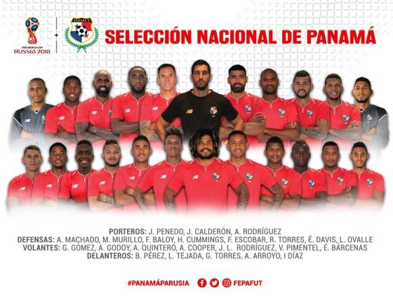 World Cup 2018: Các đội tuyển công bố DS cầu thủ ảnh 27