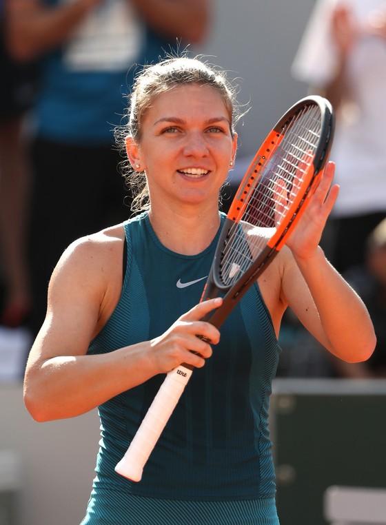 Roland Garros 2018: Sharapova thua sốc Muguruza ảnh 2