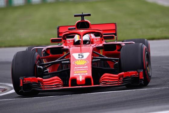 Đua xe F1: Lên ngôi tại Canada, Vettel giành chiến thắng thứ 4 trong mùa ảnh 5